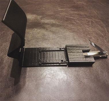 3D printed arthritis adaptive aid